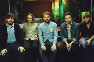 FRIGHTENED RABBIT - 2nd show