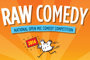 RAW COMEDY HEAT 5